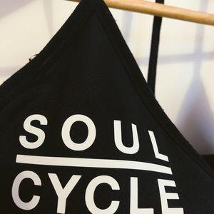 Nike x Soulcycle CrissCross Straps Mesh Sports Bra